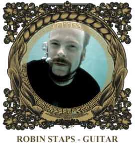 Robin Staps: Guitar - The Ocean   Interview with Amps and Green Screens