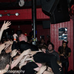 DEAFHEAVEN/PALLBEARER BRING THE HEAVY TO THE BARBARY: PHILADELPHIA, PA – 6/9/14