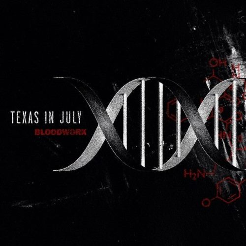 TEXAS IN JULY COVER