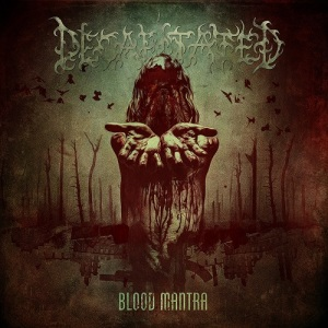 decapitated blood manta cd cover