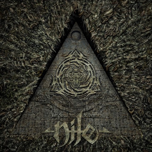 Nile - What Should Not Be Unearthed - Artwork