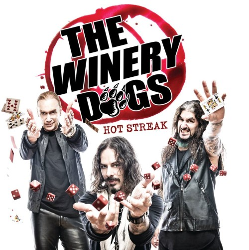WINERY DOGS 15 COVER