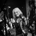 DORO: THE QUEEN OF METAL CHECKS IN WITH AMPS AND GREEN SCREENS!!