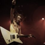 Airbourne: Breakin' Outta Hell in NYC!! – The Gramercy Theatre 10/12/16